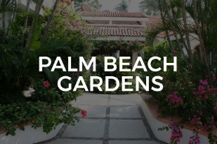 Real Estate in Palm Beach Gardens, Florida