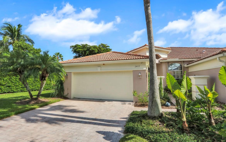 2417 Sandy Cay, West Palm Beach